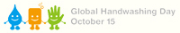 Global HandWashing Day October 15